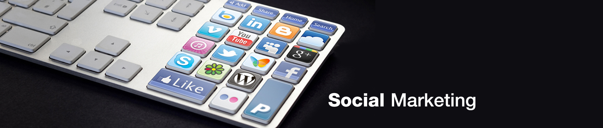 social marketing sitesbydesign