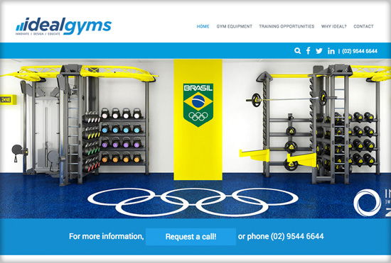 IDEAL GYMS
