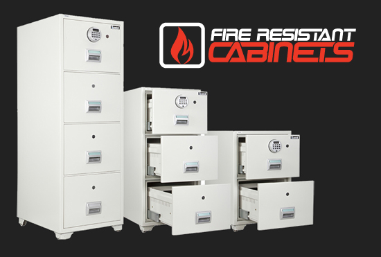 FIRE RESISTANT STORAGE